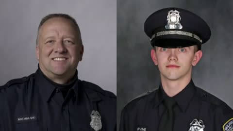 Fallen Milwaukee police officers honored with special gift